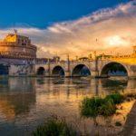 Ponte degli Angeli a Roma