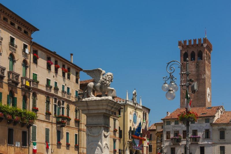 Torre Civica a Bassano del Grappa
