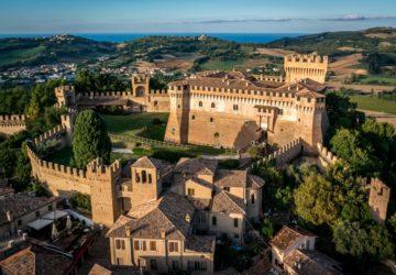 castelli nelle marche