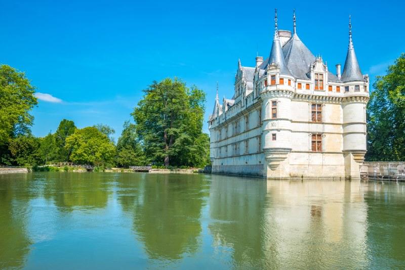 Castello d'azay le rideau